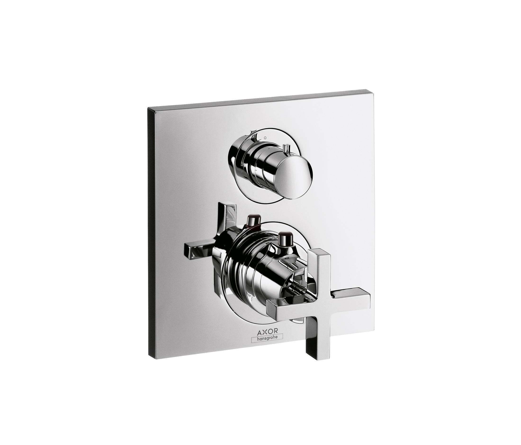 Hansgrohe thermostatic mixing valve equestrian trails