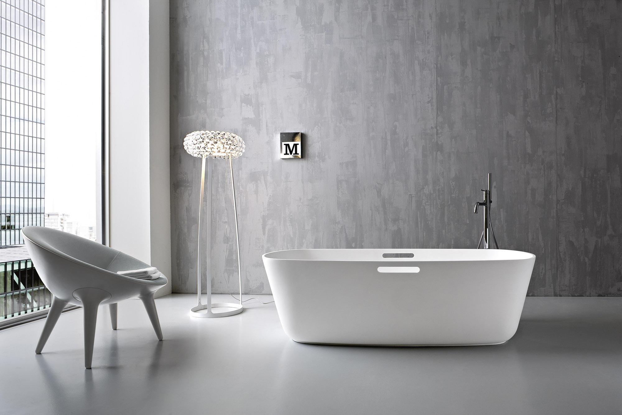 gray bathroom walls - HD1280×820